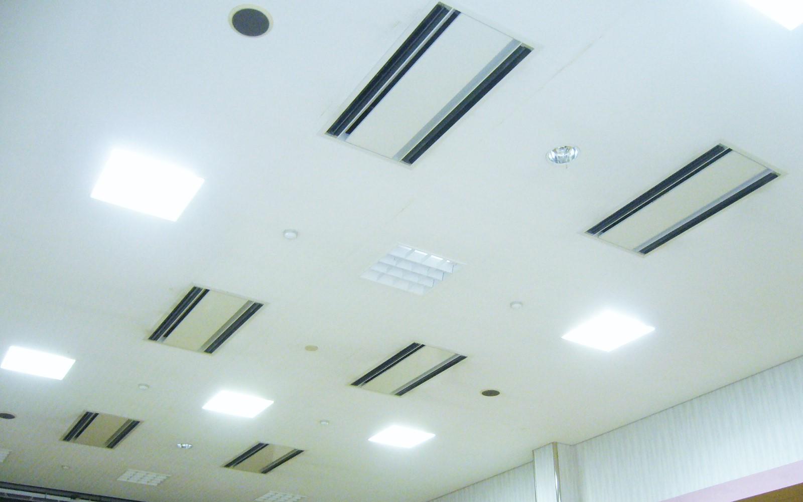 M医院 空調工事