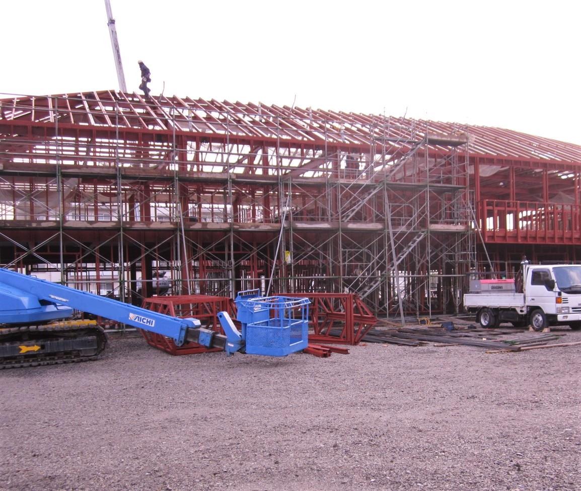 N工場 新築工事